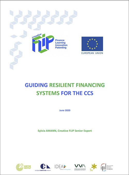 Guiding Resilient Financing Systems<br> For The Ccs